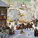 Kustodiev, Boris (1878-1927)